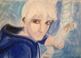 Rise of the Guardians - Jack Frost by StarryNight359