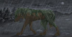 Terra in the Rain by Kiarei-star