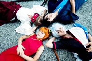 Gintama - Nap by Jesuke