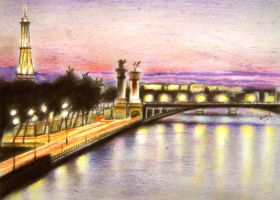 An Evening in Paris by S-A--K-I