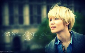 Taemin I'll Never Let You Go... by ShineeWorld58