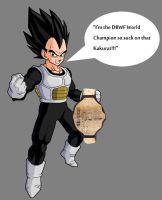 Vegeta DBWF Champion by McGreger16