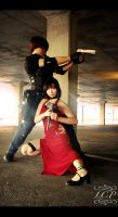 Resident Evil: Leon and Ada 2 by LiquidCocaine-Photos