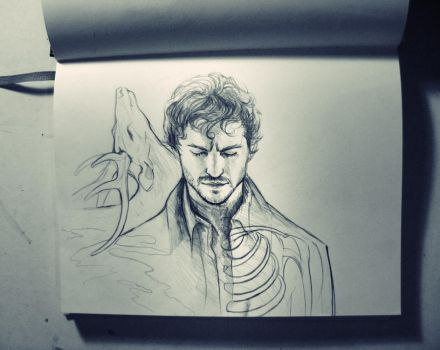 Will Graham by Bran1313