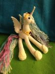Princess Celestia Crochet by Xyloart