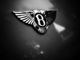 Clean BENTLEY Wallpaper by ZeroCompassion