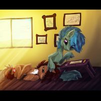 Are you Tired by ScraptorProductions