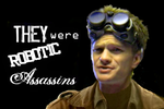 Wilson or Dr. Horrible? by panzi
