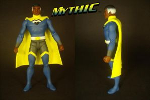 Mythic customized figure by LegacyHeroComics