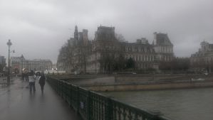 I Must Be In Seine by Funyarinpa