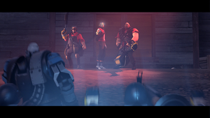 [SFM] Entire team is dead! by SFMod299