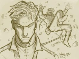 rand and perrin by hamdiggy