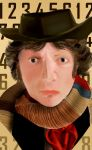 Commission Final Version Fourth Doctor by systemcat