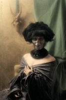 Portrait of a Lady by visceral
