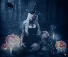 Sexy Witch by Eithen