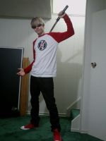 Dave Strider Cosplay by LoopyPaladin