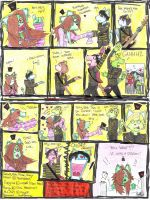 MY romantically chemical comic by JustStrange