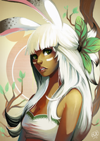 Forest Viera by GDBee