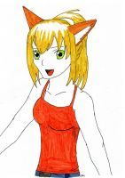 7-7-09 Colored by Kaios-Wolf
