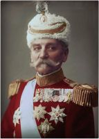 King Peter I of Serbia by KraljAleksandar
