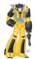 Sunstreaker by Wyn83