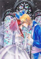 Wedding Day- Trinity Blood by Youkai-Yoko
