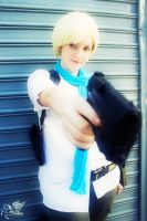 Sherry Birkin: Gun by LucyShepherd