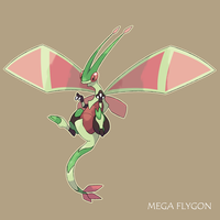 Mega Fly by SteveO126