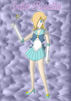 Sailor Rosalina by ZeFrenchM