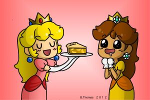 Peachy Pie by BThomas64