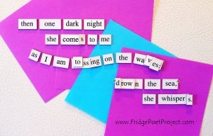 The Daily Magnet #221 by FridgePoetProject