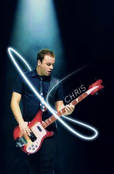 Chris Wolstenholme - Light by Wheedles