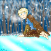 Human Jack Frost redo by HezuNeutral
