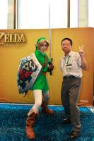 Zelda Symphony Montreal '12: PL and me by Henrickson