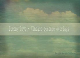 Dreamy Days Vintage Textures by Mephotos