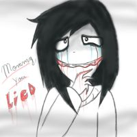 Mommy, you lied (con colores) by LovE-CatSxD