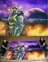 Halo by ChalkTwins
