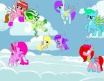 My little pony Adoptables~! by Adoptablesgirls