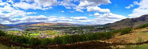 Fort William by Lykorias