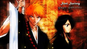 PSP Wallpaper - Bleach by Nauseated-Shadowz