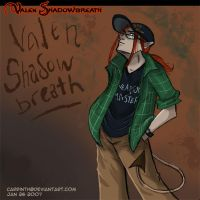 NWN: Modern Day Valen by carrinth