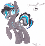 ShadowPuppet by PitterPaint
