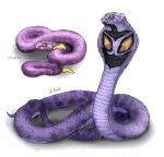 023 Ekans and 024 Arbok by RtRadke