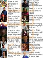 Glee Meanings by EmmaLouiseex