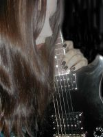 Me and my guitar by sorgfull