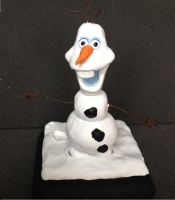 Olaf Sculpture by LNERA4