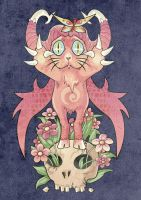 Cattotauro by GhoulSoul