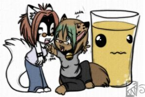 Drool over the OJ by Kinla