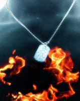 Dogtag by Metallicfire0