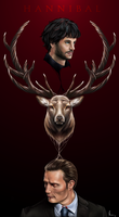 Hannibal by Esthiell